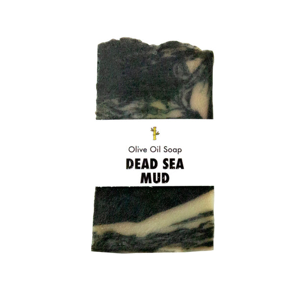 Dead Sea Mud Olive Oil Soap