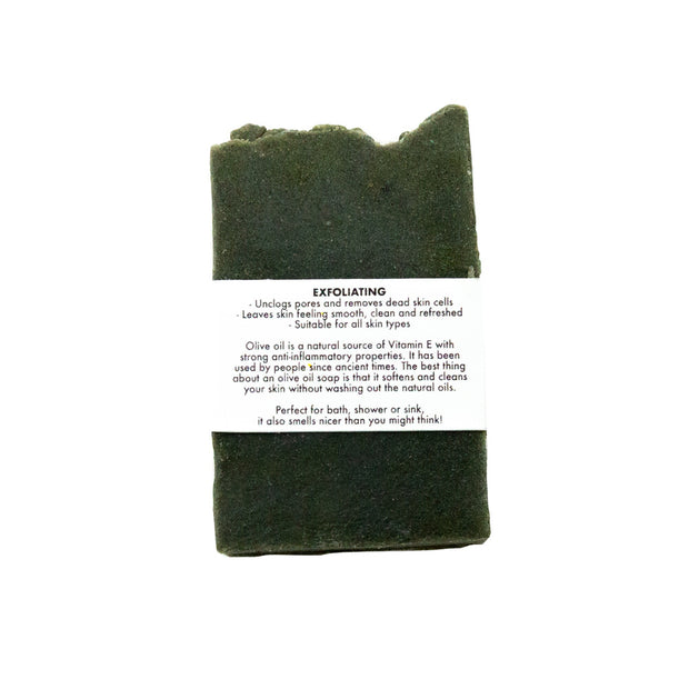 Exfoliating Olive Oil Soap