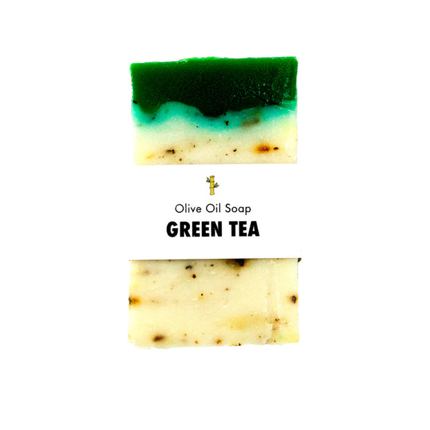 Green Tea Olive Oil Soap