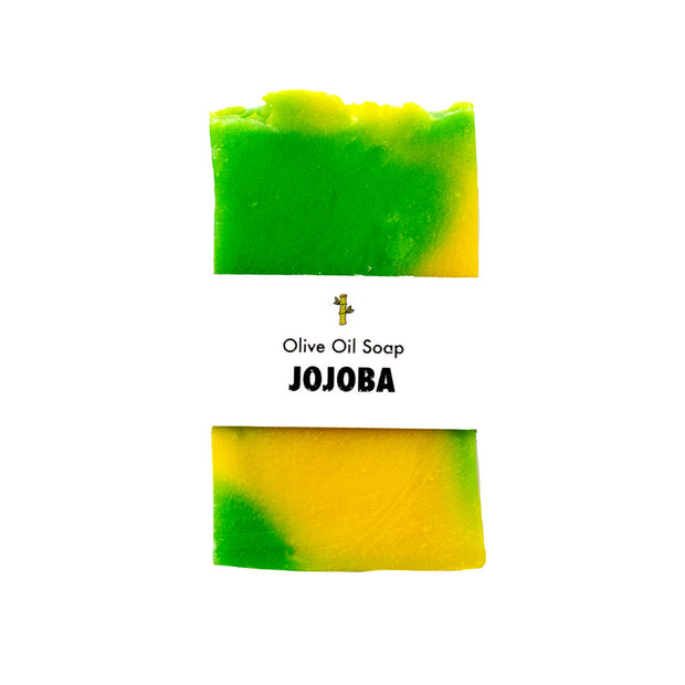 Jojoba Olive Oil Soap