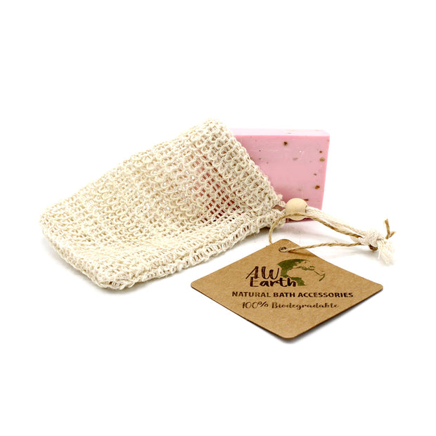 Natural Soap Saver Bag