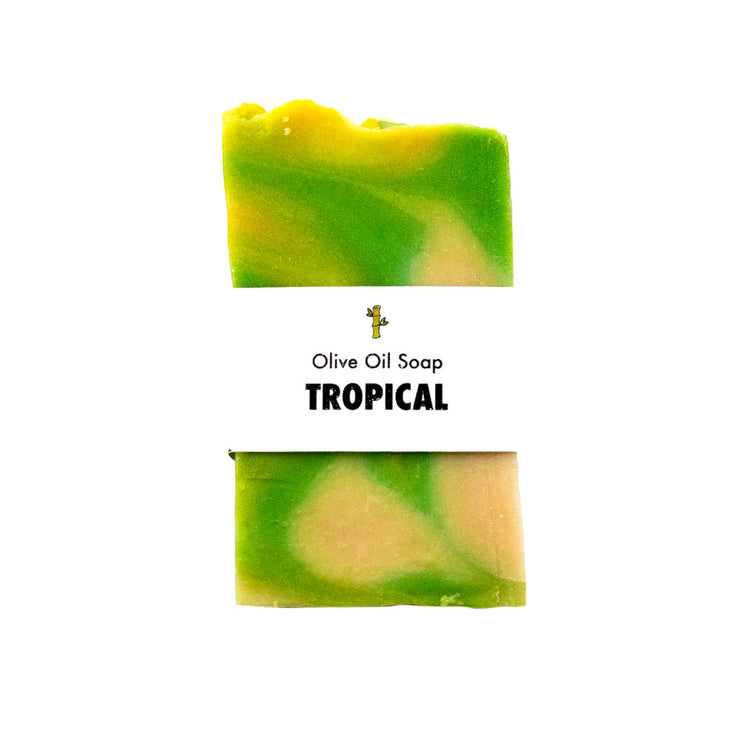 Tropical Olive Oil Soap
