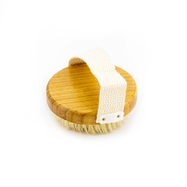 Hand Grip Body Scrub Brush