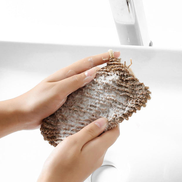 Jute Mesh Soap Saver Bag