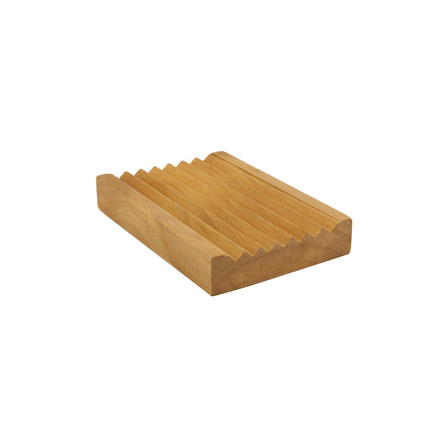 Light Wood Soap Dish