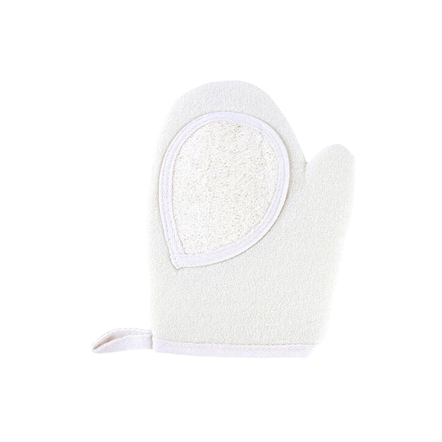 Loofah Body Scrub Glove