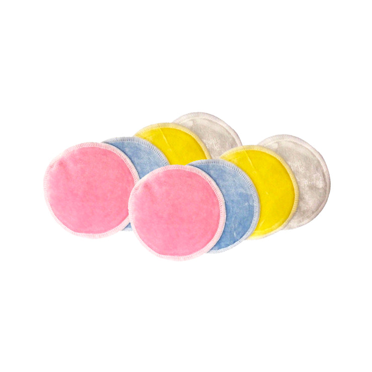 Reusable Makeup Remover Pads with Mesh Laundry Bag (8 Pads)