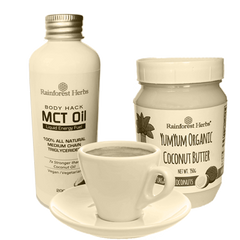 Bulletproof coffee MCT body hack @ Fuel Human Performance
