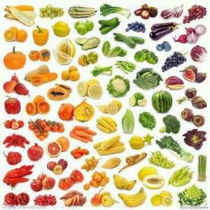 Vegetables form the basis of a healthy diet2