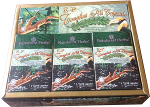 E-P Tongkat Ali Capsules @ Fuel Human Performance