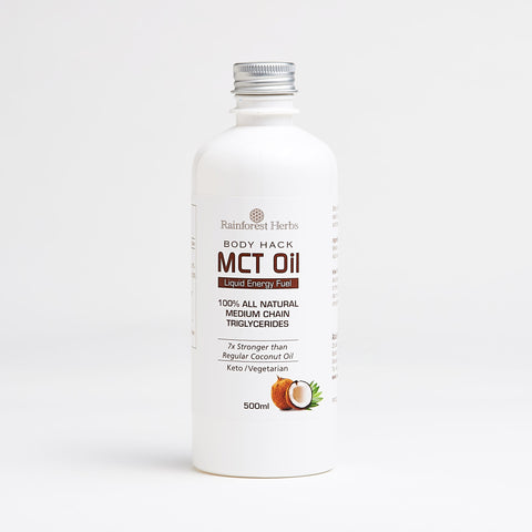 Body Hack MCT Oil 500ml