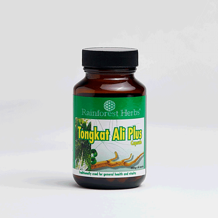 Tongkat Ali Plus Capsules 东革阿里混合胶囊 Hong Kong
