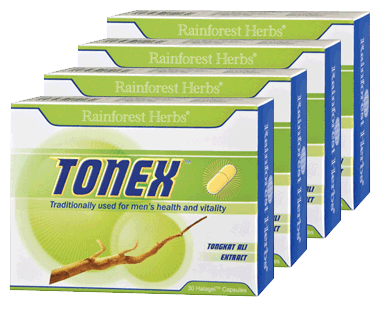 TONEX - Buy 3 Free 1 Promotion