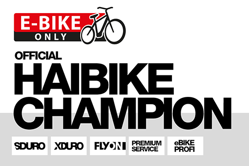 E-Bike Only - Haibike Champion Dealer