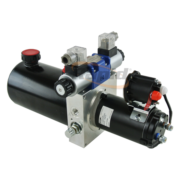 Hydraulic Power Unit 350W 24V 0.38cc DA 1.4lt TK