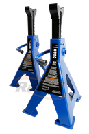 JACK STANDS RATCHET 8,000KG PAIR