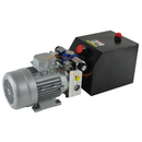 Hydraulic Power Unit 415V 1.1kW 1.1cc 7.5lt Tank C