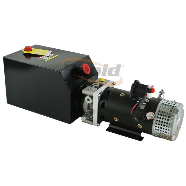 Hydraulic Power Unit 4kW 24v DA 10 Lt Tank