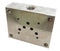 Cetop 5 Subplate Side Ports 3/4 BSPP Steel