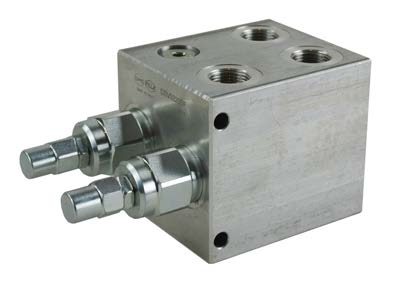 DSV Dual Sequence Valves