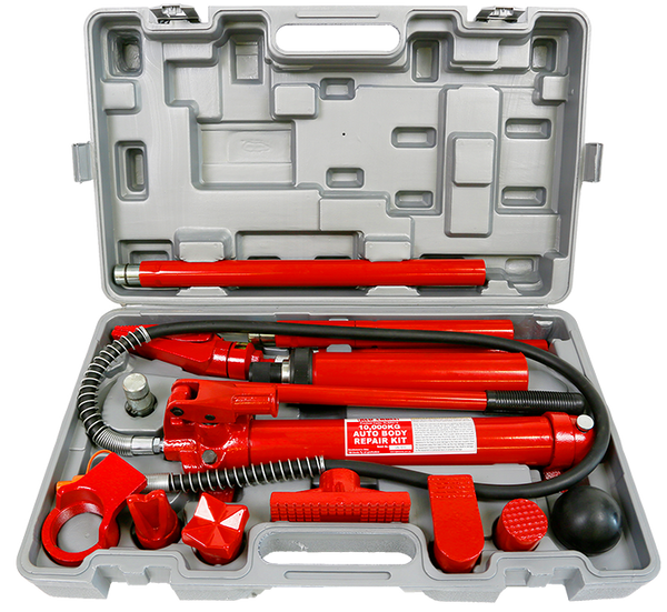 BODY REPAIR KIT 10,000KG HYDRAULIC