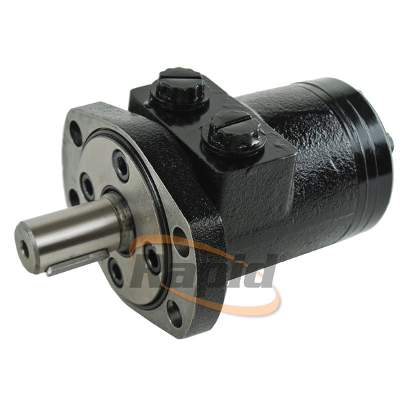 "Hydraulic Motor 80cc 1.0"" Shaft 4 bolt Magneto Fl"