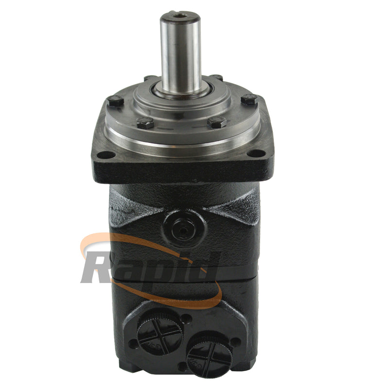 Hydraulic Motor 500cc 1 1/4 key Shaft 4 bolt Fl