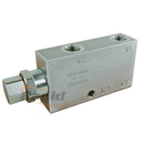 "Single Counterbalance Valve 1/4"" BSPP 50-350 Bar"