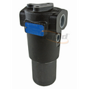 "Pressure Filter 25µm, 6 Bar Bypass, G1"" (H-448mm)"