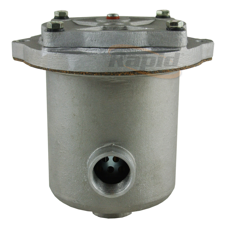 "Return Filter 1-1/4"" Ports, Tank Immersed"