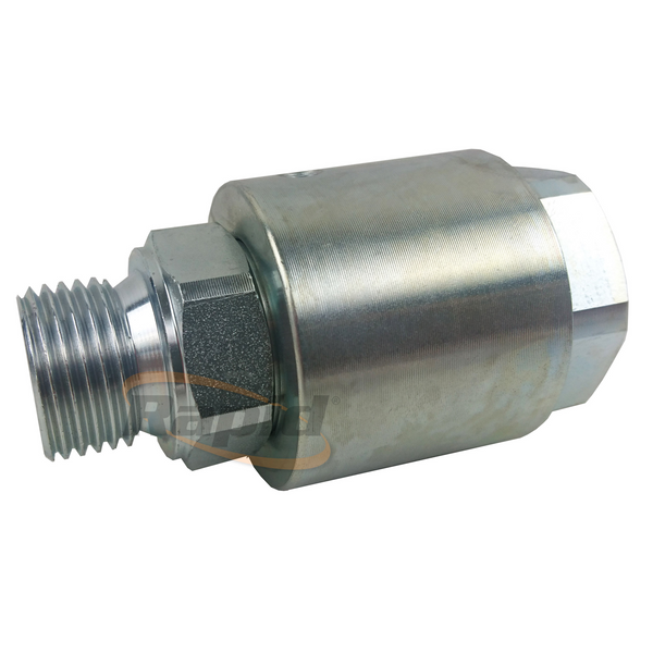 Rotating Coupling- Inline- 3/8 BSPP