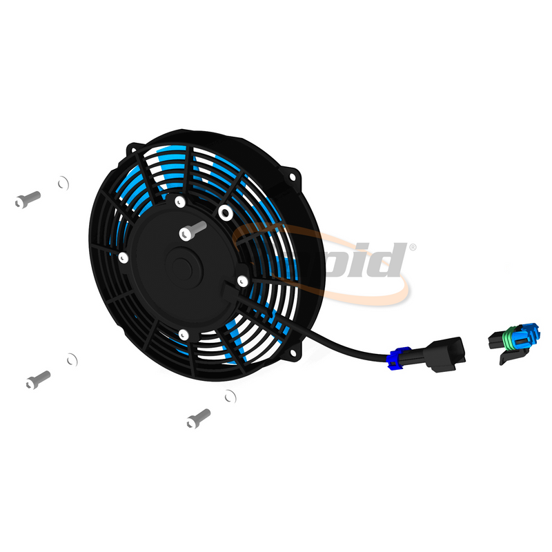 Fan kit TT 07R 24V DC