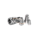 "800500005 COUPLING ISO A MALE 1/2"" BSPP"