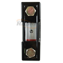 Level Temperature Gauge, 254mm, 12mm Studs