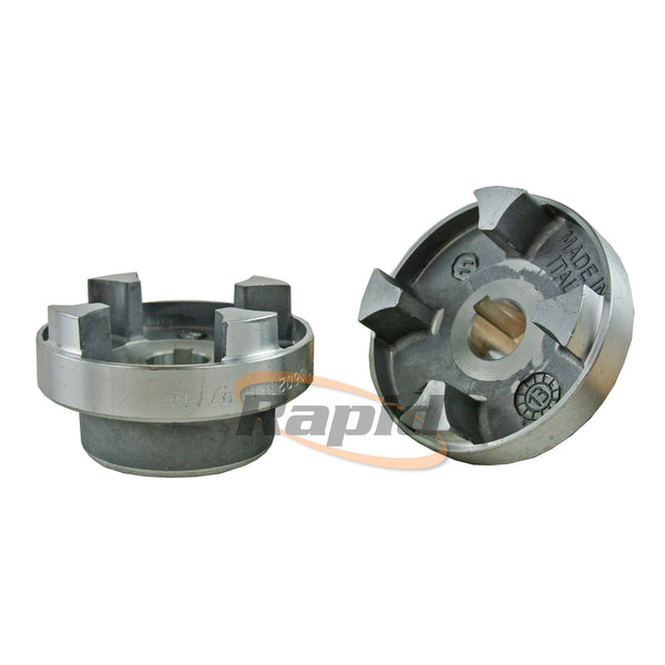 Coupling Series 2 - Pilot Bore