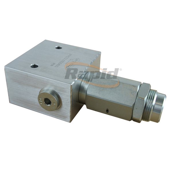 "Relief Valve, Differential Piston, 1"" BSPP 240LPM"