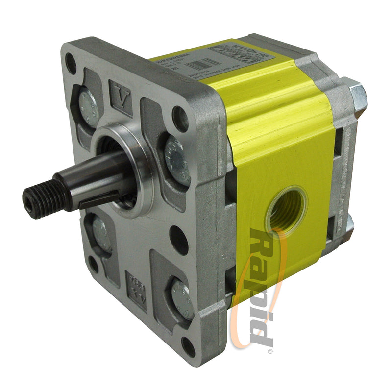 Gear Motor Group2 10.8cc, 4 Bolt Mount Tapered SFT