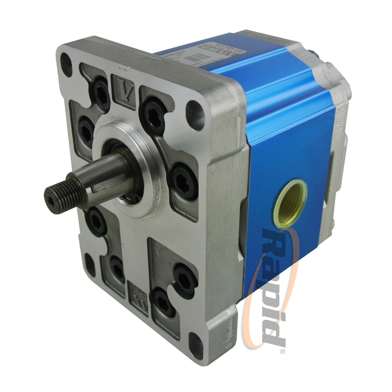 Gear Pump Group3 64cc, 4 Bolt Mount Tapered Shaft
