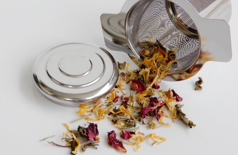 Unique organic teas and herbal blends