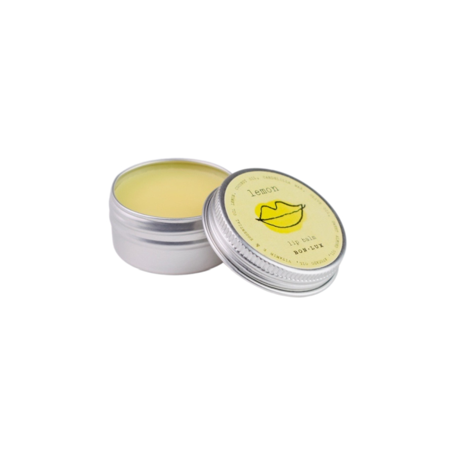 Lemon Lip Balm