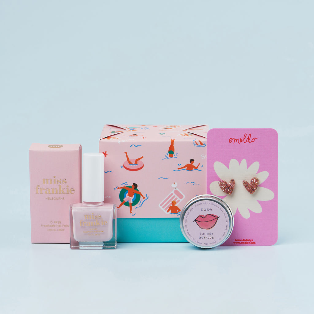 Pretty In Pink Gift Box