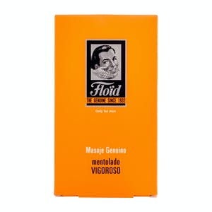 After shave masaje genuino Floïd mentolado vigoroso Frasco 150 ml