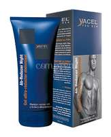 For men ab-reducer night gel ultra reductor abdominal tubo 150 mililitros
