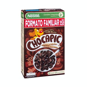 Copos de trigo con chocolate Chocapic original