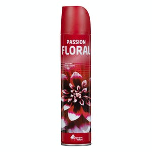 Ambientador spray Bosque Verde pasión floral Spray 300 ml