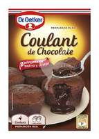 Coulant Dr. Oetker Chocolate 240 gramos