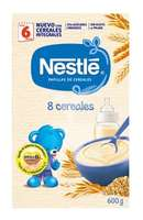 Papilla 8 cereales 600 g