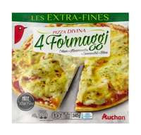 Pizza 4 quesos 340 g