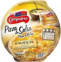 Pizza 4 quesos 360 g