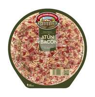 Pizza atún y bacon 405 g